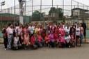 Caminhada do Outubro Rosa reforça a importância da luta contra o câncer de mama