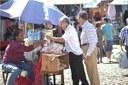 Tem início o cadastro para comercialização de alimentos no Jubileu